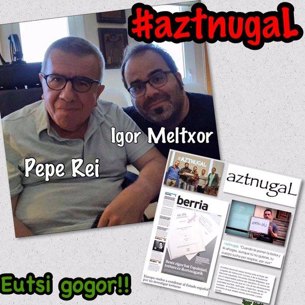 Pepe rey & meltxor