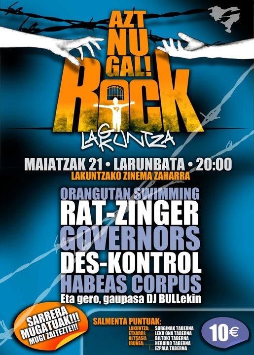 Aztnugal Rock I