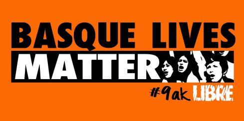 basque lives matter